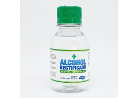 ALCOHOL  RECTIFICADO FCO X 120 ML