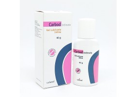 CARBOD INTIMATE GEL LUBRICANTE INTIMO FCO X 40 GR