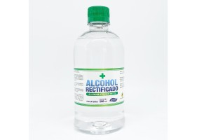 ALCOHOL RECTIFICADO (VEJARO) FCO X 500 ML