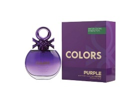 COLORS PURPLE EDT SPRAY FCO X 80 ML