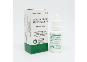 MICO-CERUM FCO X 15 ML