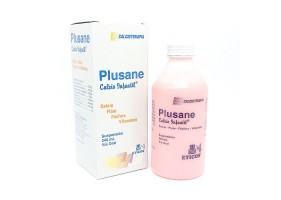 PLUSANE CALCIO INFANTIL FCO X 240 ML